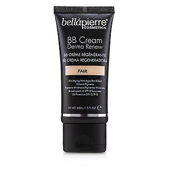 Bellapierre Cosmetics Derma Renew Bb Cream Spf 15 - # Fair - 40ml/1.5oz