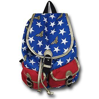 Wonder Woman sterren knapsack