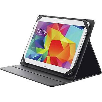 Trust Tablet PC bag (universell) egnet for visnings størrelser på = 22, 9 cm (9), 25, 4 cm (10) bokhylle svart