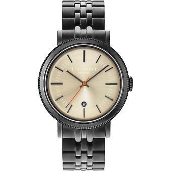 Ted Baker Blue Brown Mens Gents Wrist Watch TE10031509