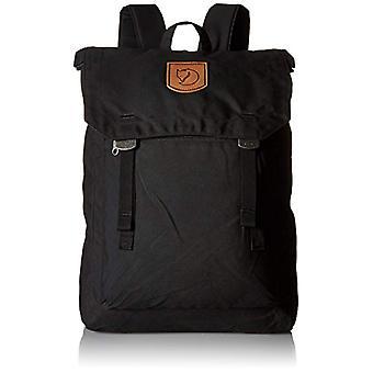 FJALLRAVEN Foldsack No.1 - Unisex-Adult Backpack - Black (Black) - 40 Centimeters