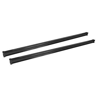 2 Bar Heavy Duty Roof Bars for Iveco DAILY Van 2014-2018