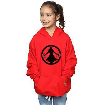 Marvel Girls Scarlet Witch Symbol Hoodie