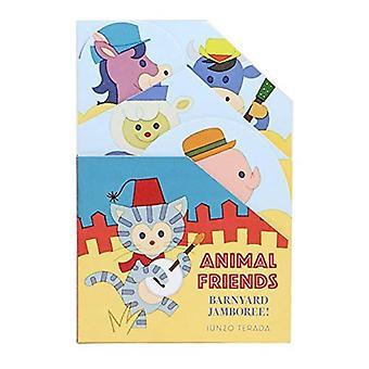 Amigos animales: Corral Jamboree! [Libro]