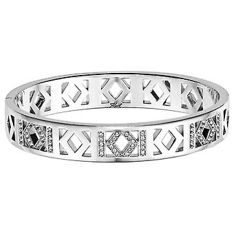 Karl Lagerfeld Women Stainless Steel Zirconite Bracelet 5483638