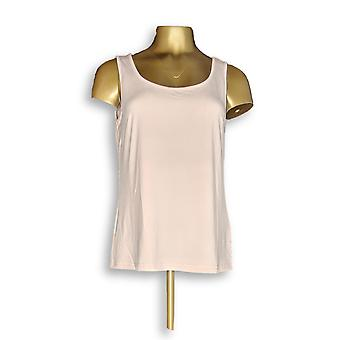 Linea by Louis Dell'Olio Women's Top Knit Tank Pink A304658