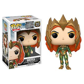 Justice League Movie Mera US Exclusive Pop! Vinyl