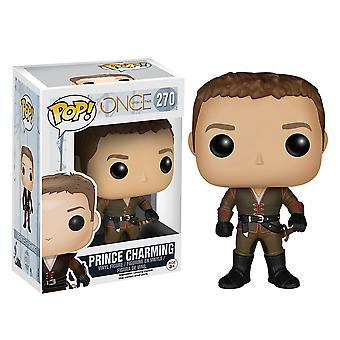 Once Upon a Time Prince Charming Pop! Vinyl