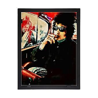 Glass vision-painting-art glass-Dylan Design Per Siwmark
