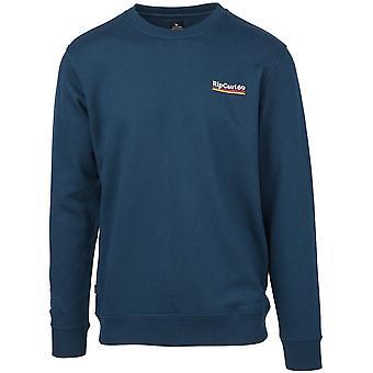 Rip Curl gemaakt voor zonsondergangen Sweatshirt in Navy