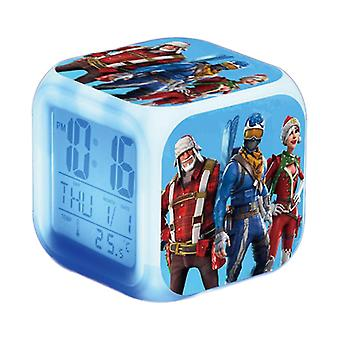 Fortnite Digital Alarm Clock