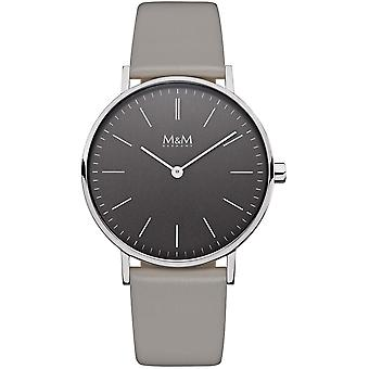 M & M Germany M11892-825 Basic 36 Ladies Watch