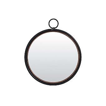 Light & Living Ideal Tin Copper Mirror