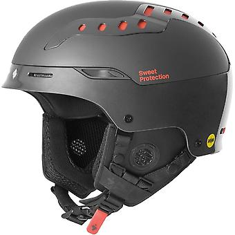 Sweet Protection Switcher Helmet - Gloss Black