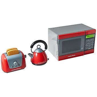 Casdon Morphy Richards Toy Microwave/Kettle and Toaster