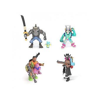 Fortnite Battle Royale Collection Squad Mini (Onda 2) - Figura selecionada aleatoriamente
