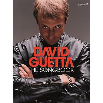 David Guetta The Songbook Piano Voice and Guitar