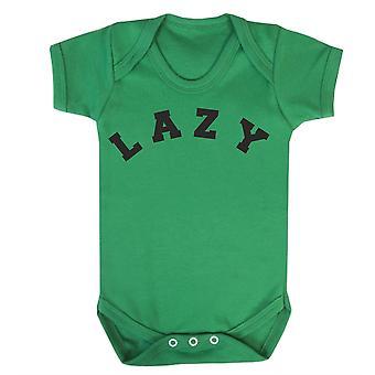 Lazy babygrow