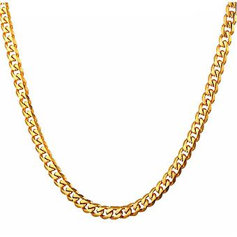 Herren Gold Kette Statement Halskette