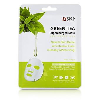 Green Tea Supercharged Mask (detox) - 10x25ml/0.84oz