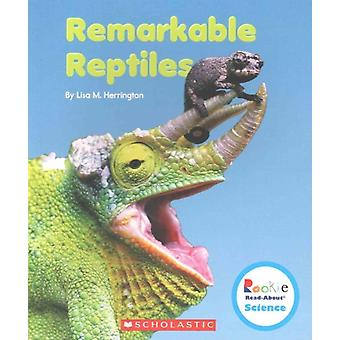 Remarkable Reptiles par Lisa M Herrington