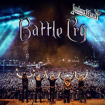 Judas Priest - Battle Cry [CD] USA import