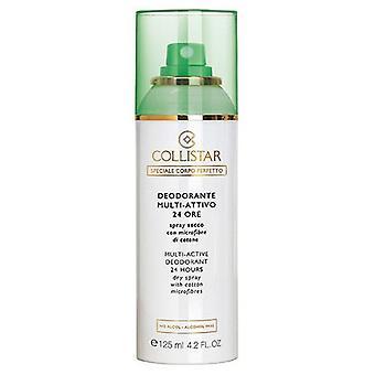 Collistar Deodorante attivo 24 ore 125 ml