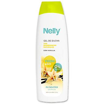 Nelly Vanilla body gel 600 ml