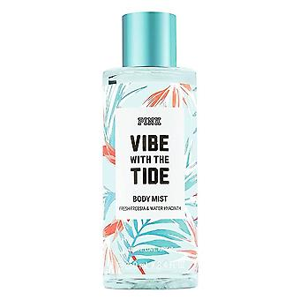 Victoria's Secret Pink Vibe With The Tide Body Mist 8.4 oz / 250 ml
