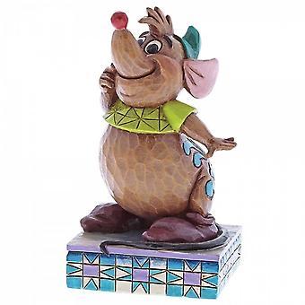 Disney Traditions Cinderellys Friend Gus Figurine