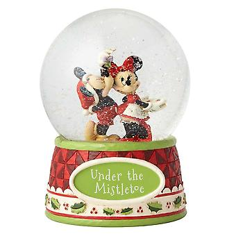 Disney Traditionen unter der Mistle toe Mickey & Minnie Wasserball
