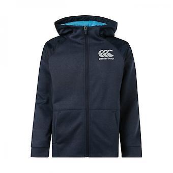 Canterbury drenge Vaposhield Full zip hoodie
