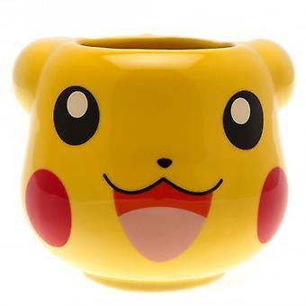 Pokemon 3D Mug Pikachu