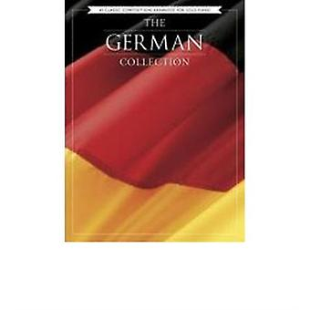 The German Collection  45 Classic Compositions Arranged For Piano Solo