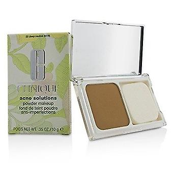 Clinique Acne Solutions Powder Makeup - # 20 Deep Natural (m-n)  10g/0.35oz