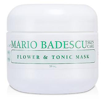 Mario Badescu Fiore & Maschera tonica - Per combinazione / oleosa / tipi di pelle sensibile 59ml /2oz