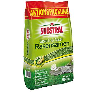 SUBSTRAL® Sports & Game Lawn Seeds, 10 kg