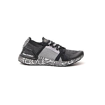 Adidas By Stella Mccartney Eh1847 Damen's Black Polyurethan Sneakers