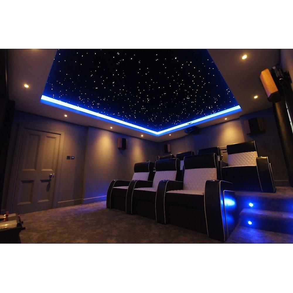Firstlight Constellation White Fibre Optic Ceiling Star LED