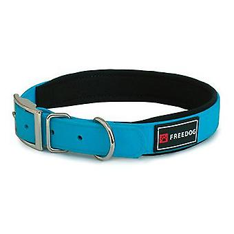 Freedog Ergo Blue Collar For Dogs Pvc (Dogs , Collars, Leads and Harnesses , Collars)