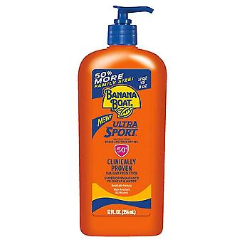 Banana boat sport performance sunscreen lotion, spf 50, 12 oz