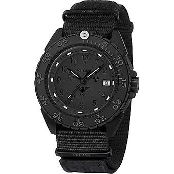 שעון יד של האיש אוכף פלדה שחור XTAC CR. ENFBSCRXT. NXT1