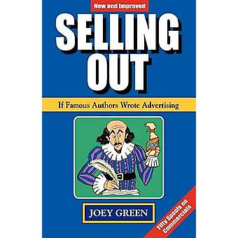 Ausverkauft, wenn berühmte Autoren Schrieb Werbung von Green & Joey