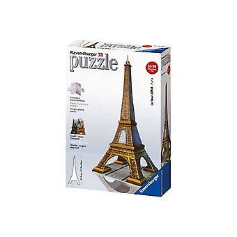 3D Puzzle torre de Eiffel Ravensburger