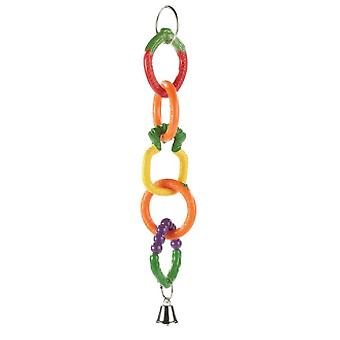 Classic For Pets Fruity Swing Rings (Pájaros , Juguetes)