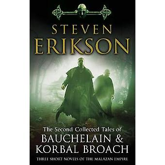 The Second Collected Tales of Bauchelain & Korbal Broach - Three S