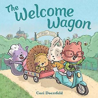 The Welcome Wagon - A Cubby Hill Tale by Cori Doerrfeld - 978141974417