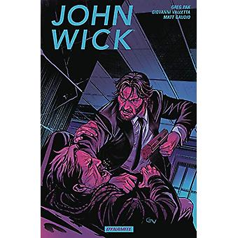 John Wick Vol. 1 by Greg Pak - 9781524106829 Book