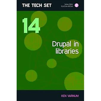 Drupal in Libraries by Ken Varnum - 9781856048408 Book