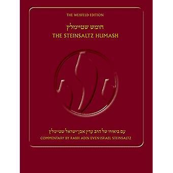 The Steinsaltz Humash - 2nd Edition by Adin Steinsaltz - 978965301912